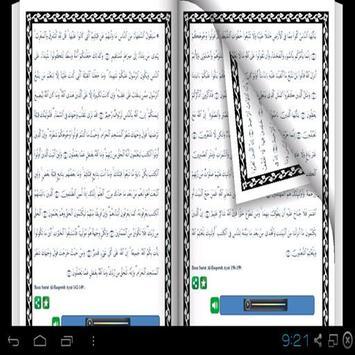 English Al Quran - Juz 2 poster