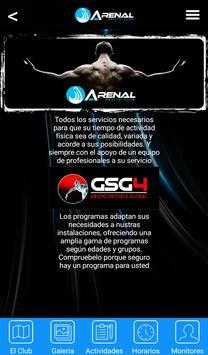 Club Arenal apk screenshot