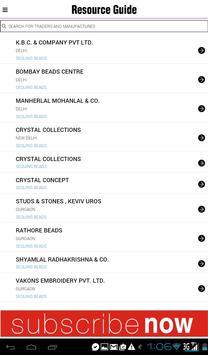 Resource Guide apk screenshot