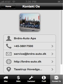 Brdrs Auto apk screenshot