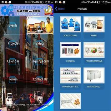 PAYO-DACORP apk screenshot