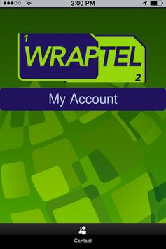 Wraptel Support App poster