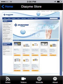Diazyme Laboratories apk screenshot