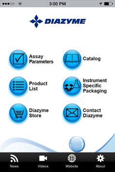 Diazyme Laboratories poster