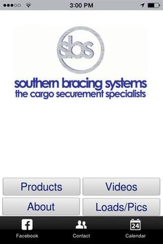 Southern Bracing Systems App poster