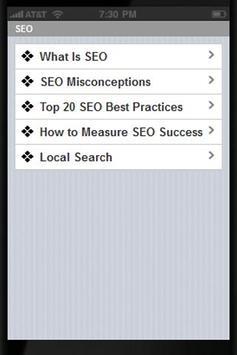 Marketing Game Plan apk screenshot