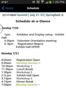 MM Summit apk screenshot