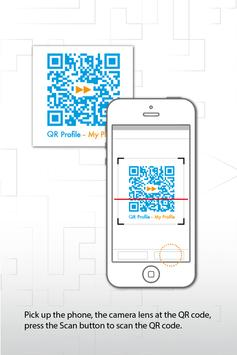 tradeFWD QR Company Profile poster
