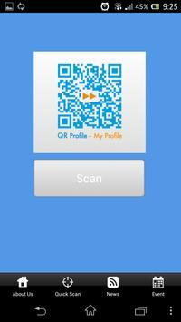 tradeFWD QR Company Profile apk screenshot