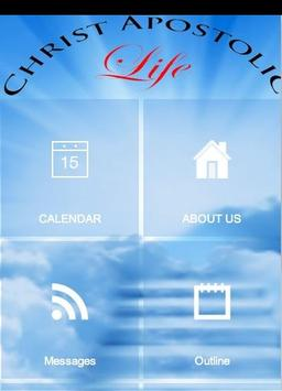 Christ Apostolic Life Church apk screenshot