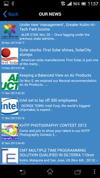 Kulim Hi-Tech Park apk screenshot