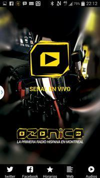 Ozonico Radio poster