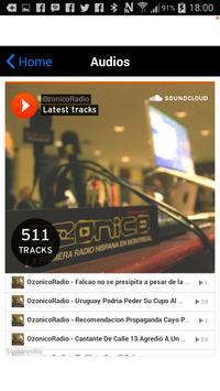 Ozonico Radio apk screenshot