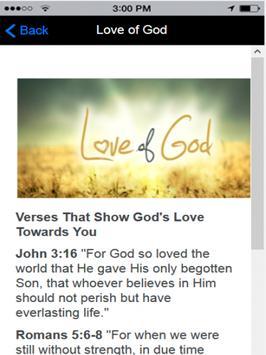 Gospel of Christ apk screenshot