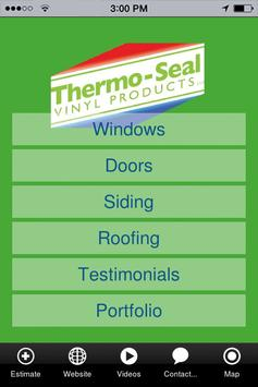 Thermo Seal Vinyl Products apk screenshot