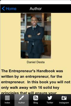 The Entrepreneur's Handbook apk screenshot
