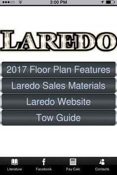 Keystone RV Laredo poster