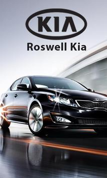 Roswell Kia poster
