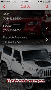 Bettenhausen Chrysler Jeep apk screenshot
