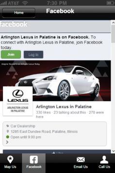 Arlington Lexus apk screenshot