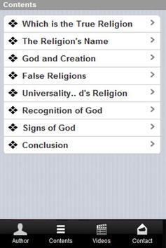 True Religion apk screenshot