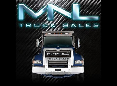 MNL TRUCK SALES poster