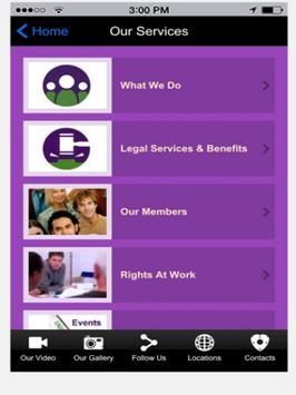 Unison West Lothian App apk screenshot