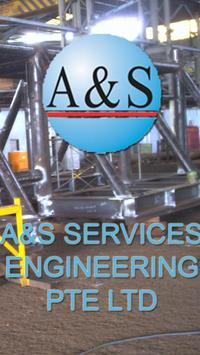 A&S SERVICES ENGINEERING poster