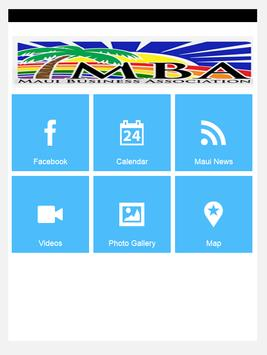 The Maui Business Association apk screenshot