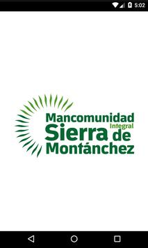 Sierra de Montánchez poster