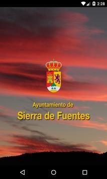 Sierra de Fuentes poster