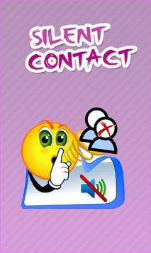 Silent Contact poster