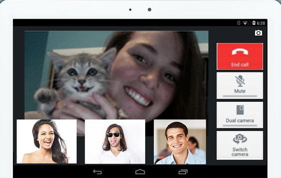 Free Video Calling Best poster