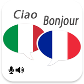 Italian French Translator icon