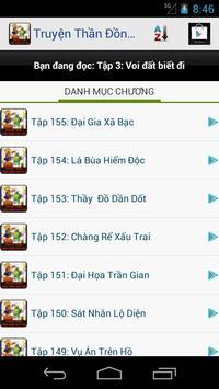 Thần Đồng Đất Việt -Truyện Hay apk screenshot