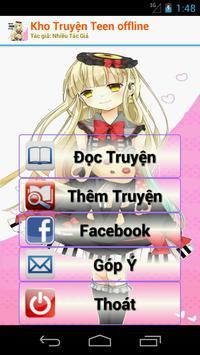 Kho Truyện Teen - Offline poster