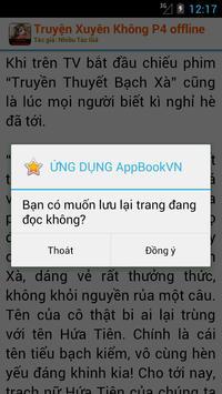 Kho truyện xuyên không P4 apk screenshot
