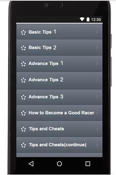 Guide for Asphalt 8: Airborne apk screenshot