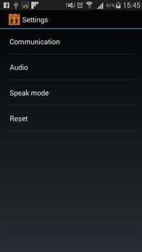 Walkie Talkie Wifi Pro Free apk screenshot