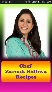 Chef Zarnak Pakistani Recipes poster
