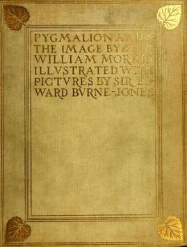 Pygmalion and the Image poster