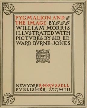 Pygmalion and the Image apk screenshot