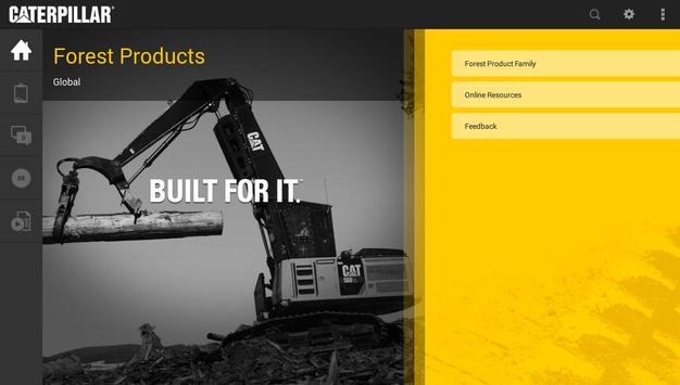 CAT Sales apk screenshot