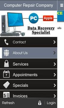 Computer Repair Company apk screenshot