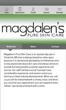 Magdalen's Pure Skincare apk screenshot