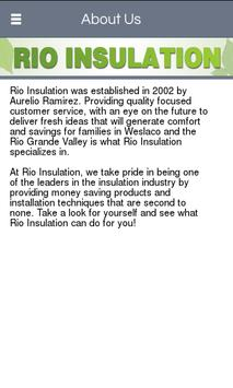 Rio Insulation LLC poster