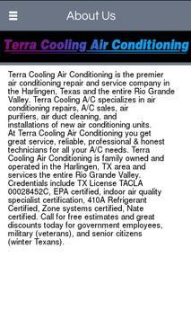 Terra Cooling Air Conditioning apk screenshot