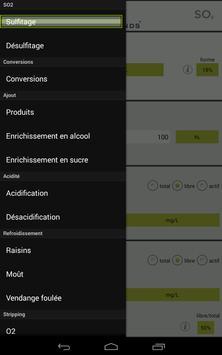 Oenotools apk screenshot