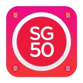 SG50 - SG Music icon
