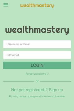 Wealth Mastery apk screenshot